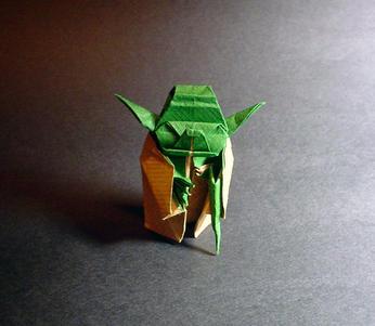 Yoda by Fumiaki Kawahata