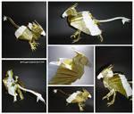 Golden gryphon