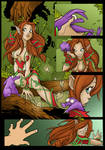 Rascuhno Studio Comic page color