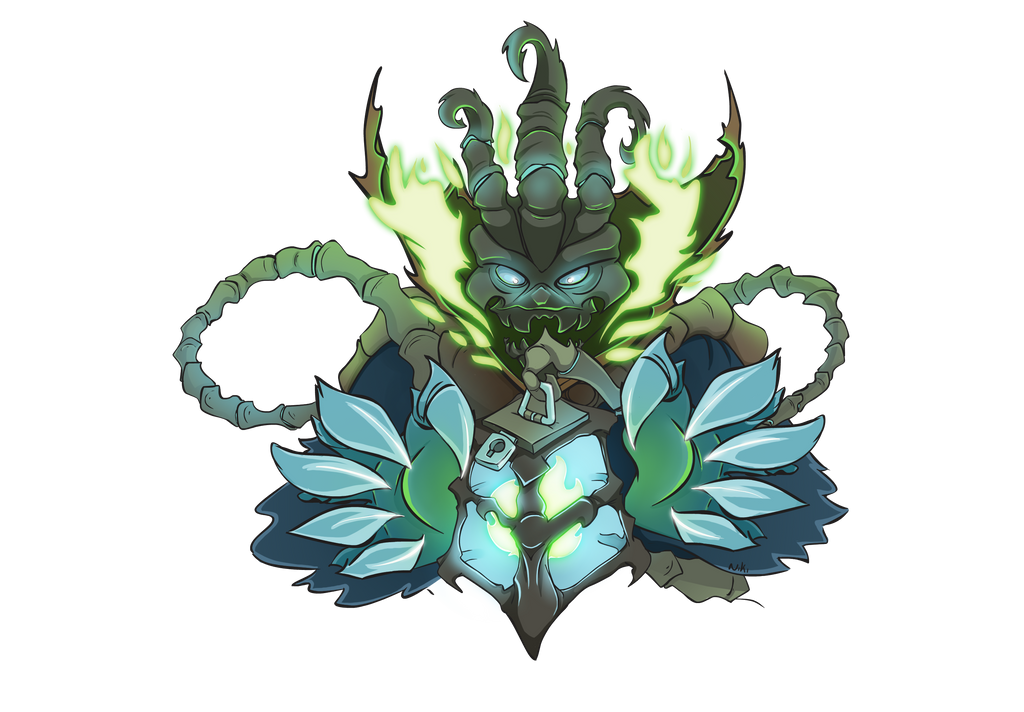 league of legends thresh png - photo #25