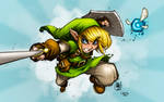 Link by JoeMadX, Colors by me