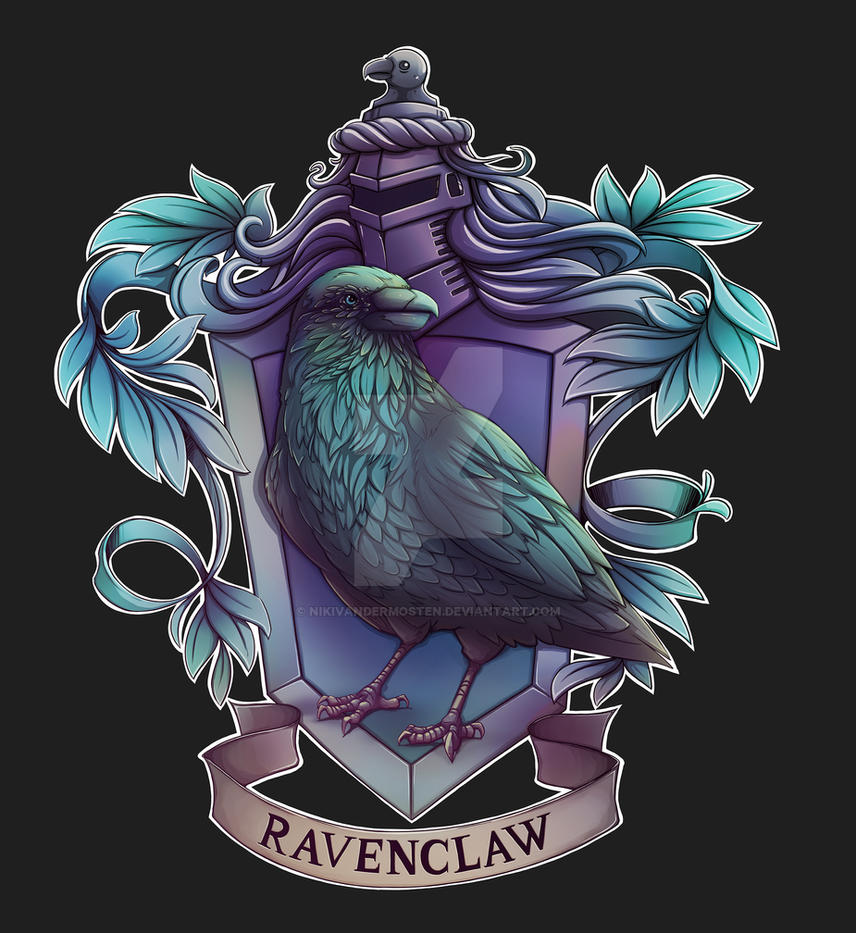 Harry Potter Ravenclaw Iphone Case