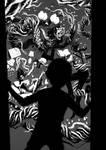 An exorcism in progress by nashotobi