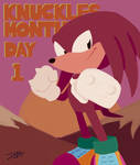Knuckles Month Day 1