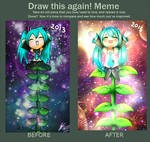 Draw This Again - Meme - Hello Planet
