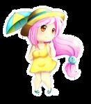 Chibi Ayane - Porkchop n Flatscreen