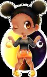 Chibi Mouse - Porkchop n Flatscreen