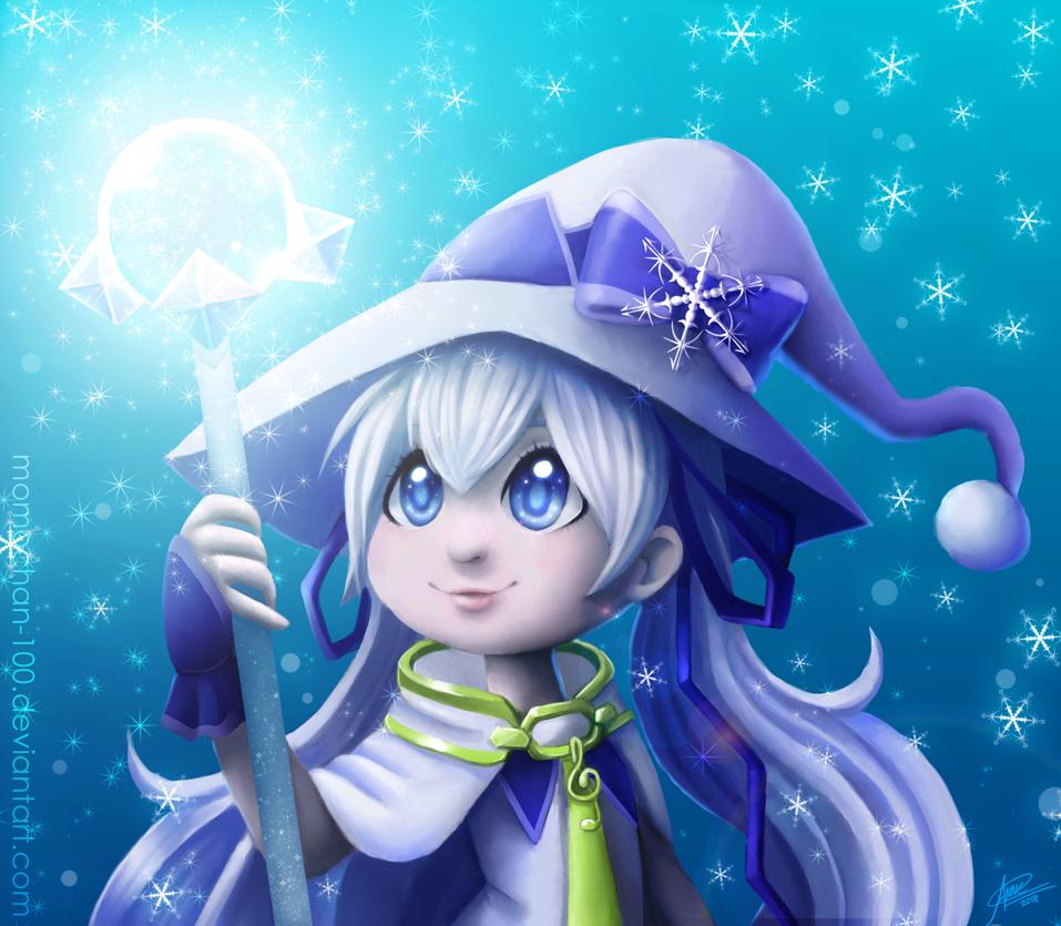 Snow Miku 2014 by MomoChan-100