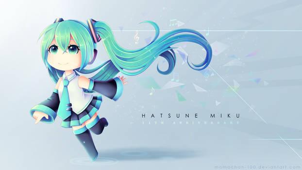Hatsune Miku 11th Anniversary