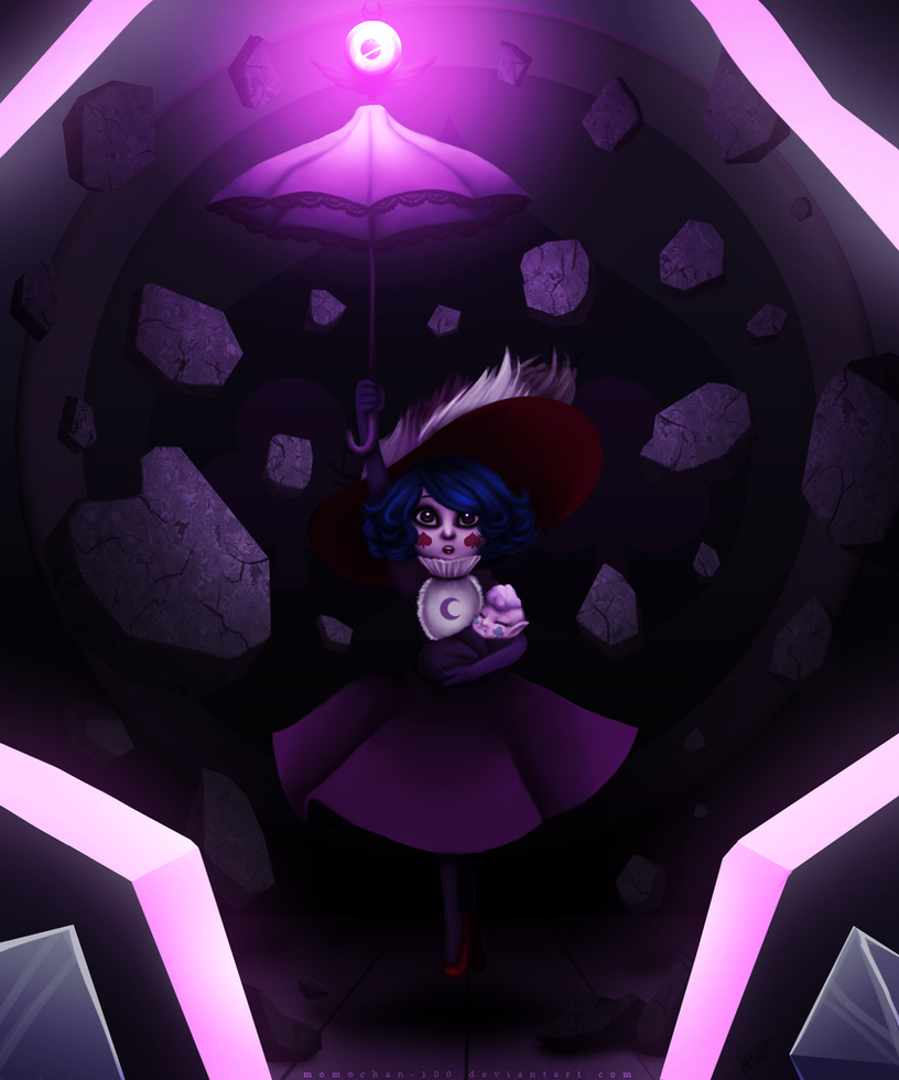 Eclipsa and Meteora by MomoChan-100