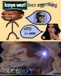 Kanye West Does Something