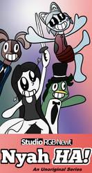 Nyah Has a CalArts Parody by NeonWabbit