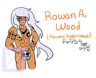 Rowan Aspen Wood by The-Cutie-Kitsune