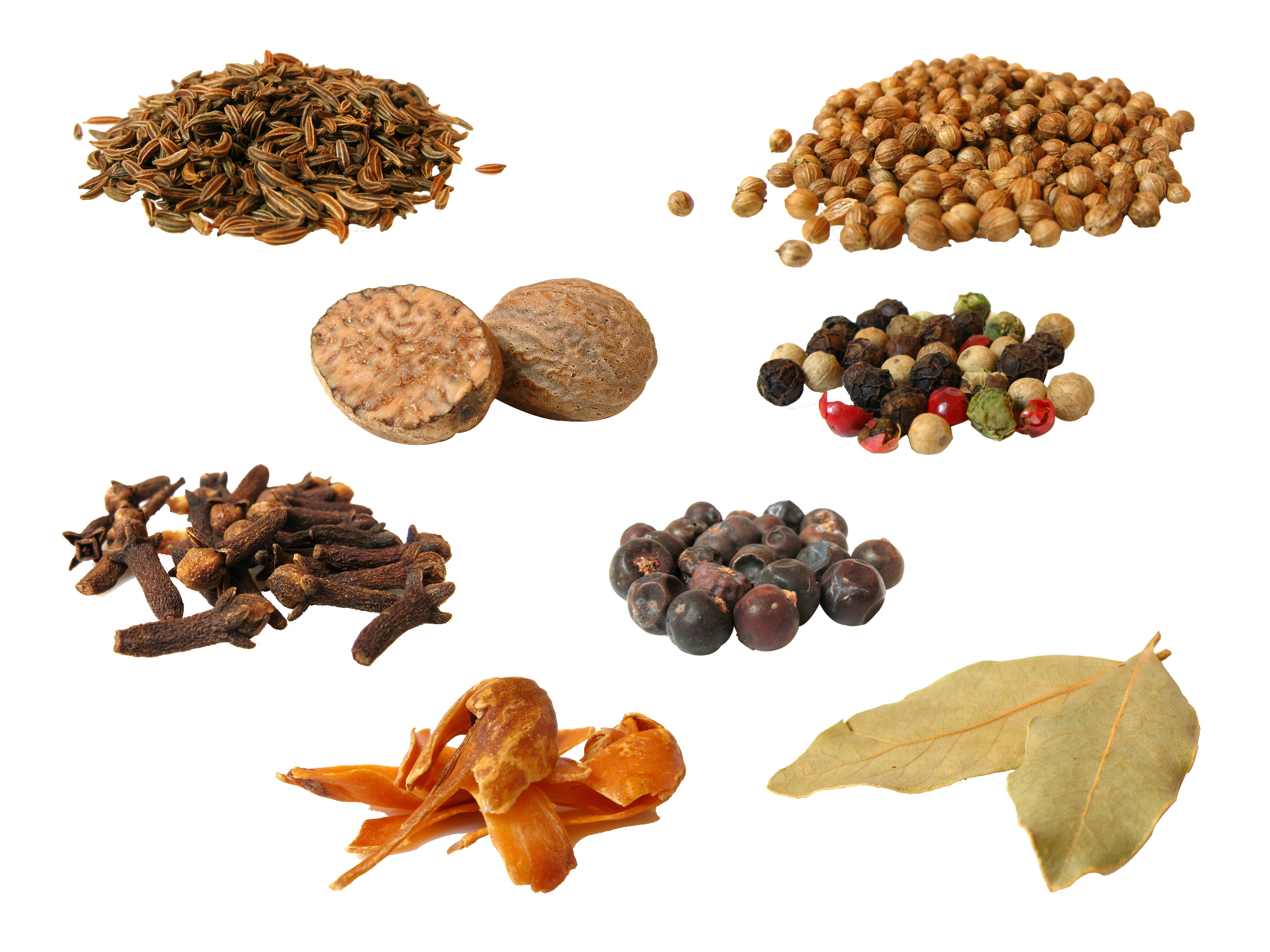 List Of Spices Used In Indian Food