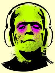 Audiophile by darklineink