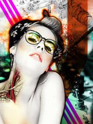 Hipster by darklineink