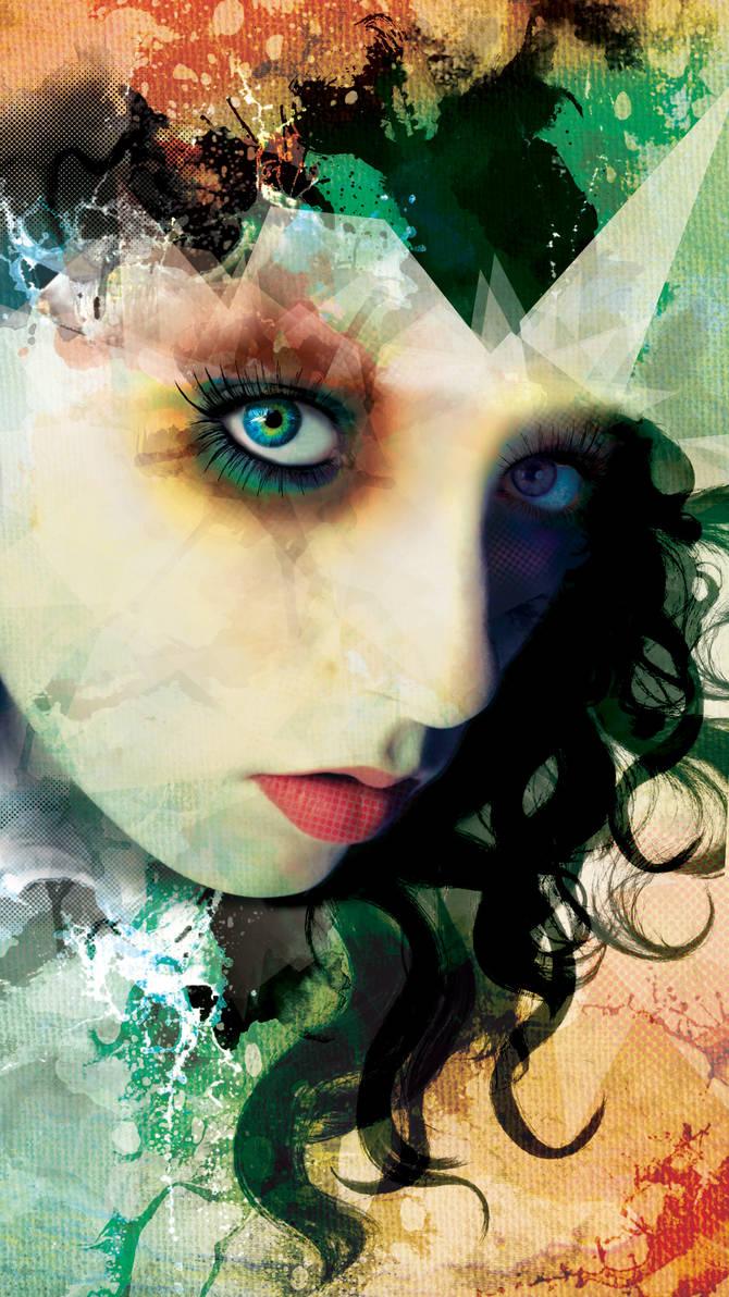 Donna Del Mistero by darklineink