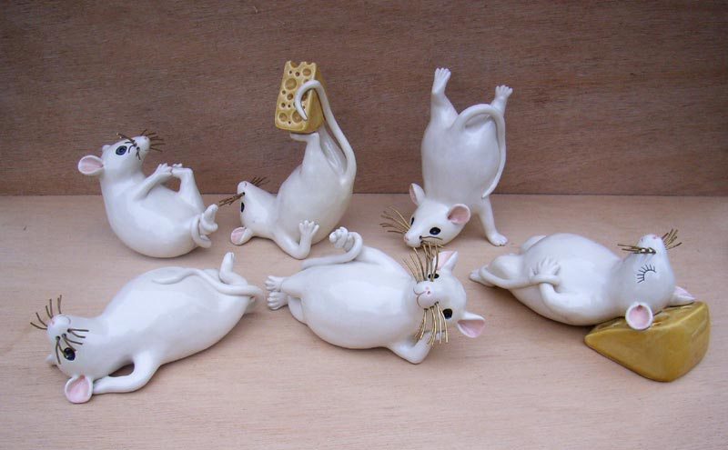 Little Mice by Hippopottermiss