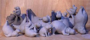 WIP - Hippo Pod