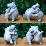 Little Hippo Couples
