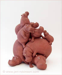 Hippopotapile