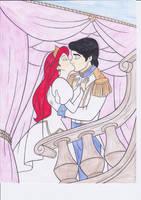 Disney Weddings - Ariel (1) by LaSerenity
