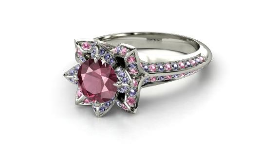 anime inspired wedding rings jewelry ideas