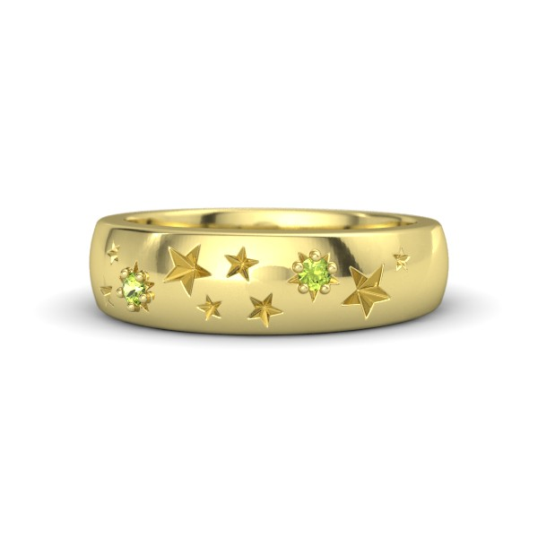 Tinker Bell Inspired Engagement Ring By LaSerenity On DeviantArt
