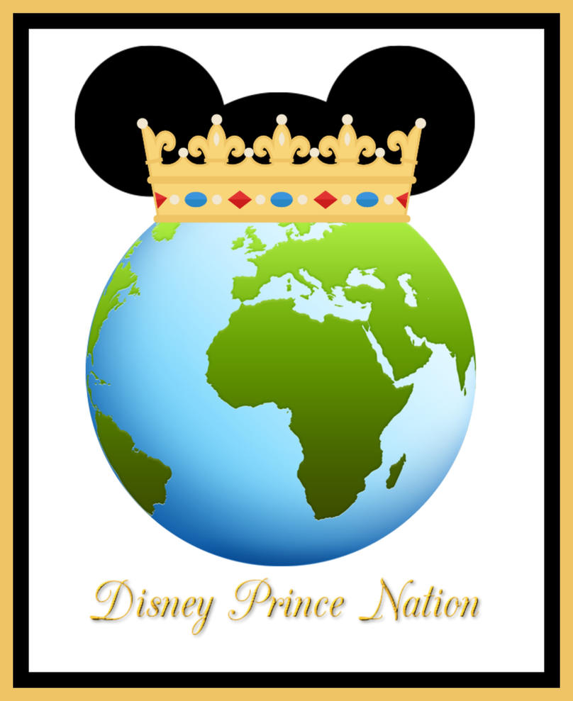 Disney Prince Nation Poster 1 by LaSerenity
