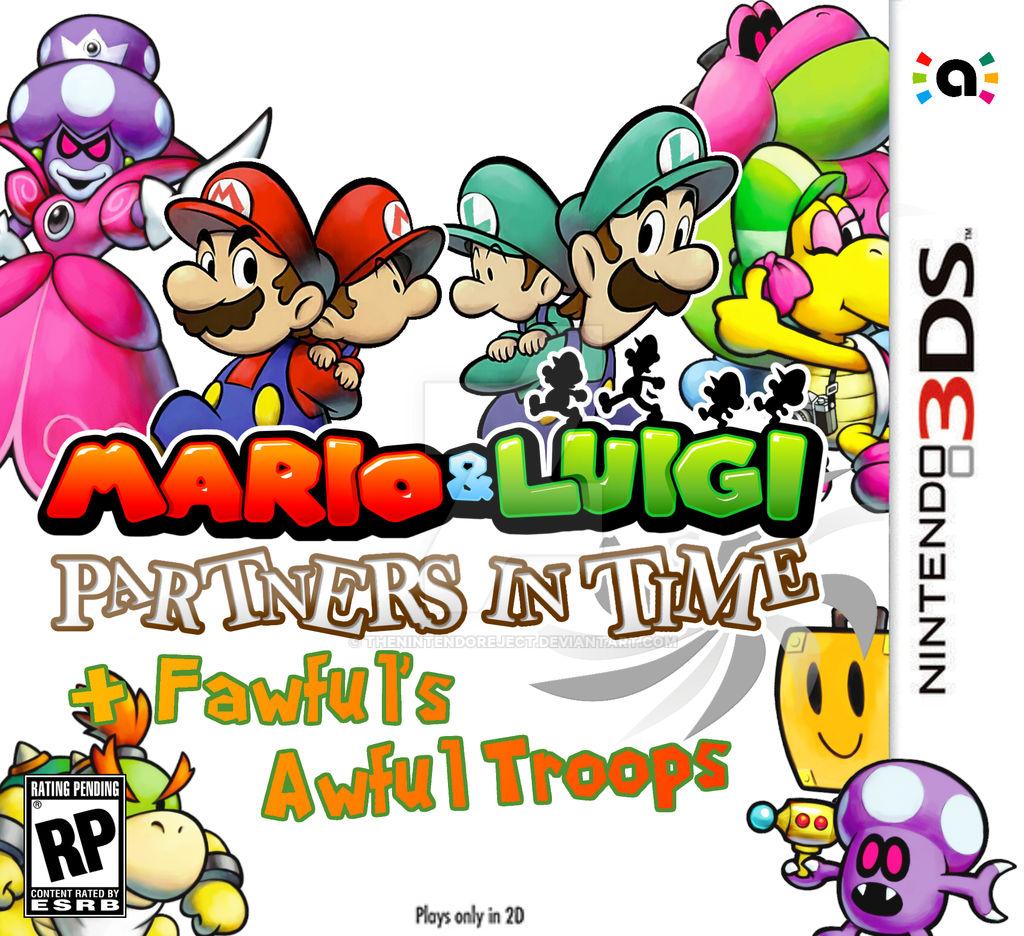 Mario Luigi Partners In Time Super Mario Wiki The