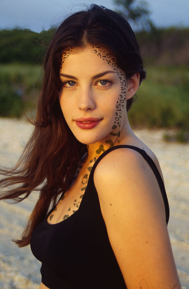Liv Tyler the Trill by... Liv Tyler Today