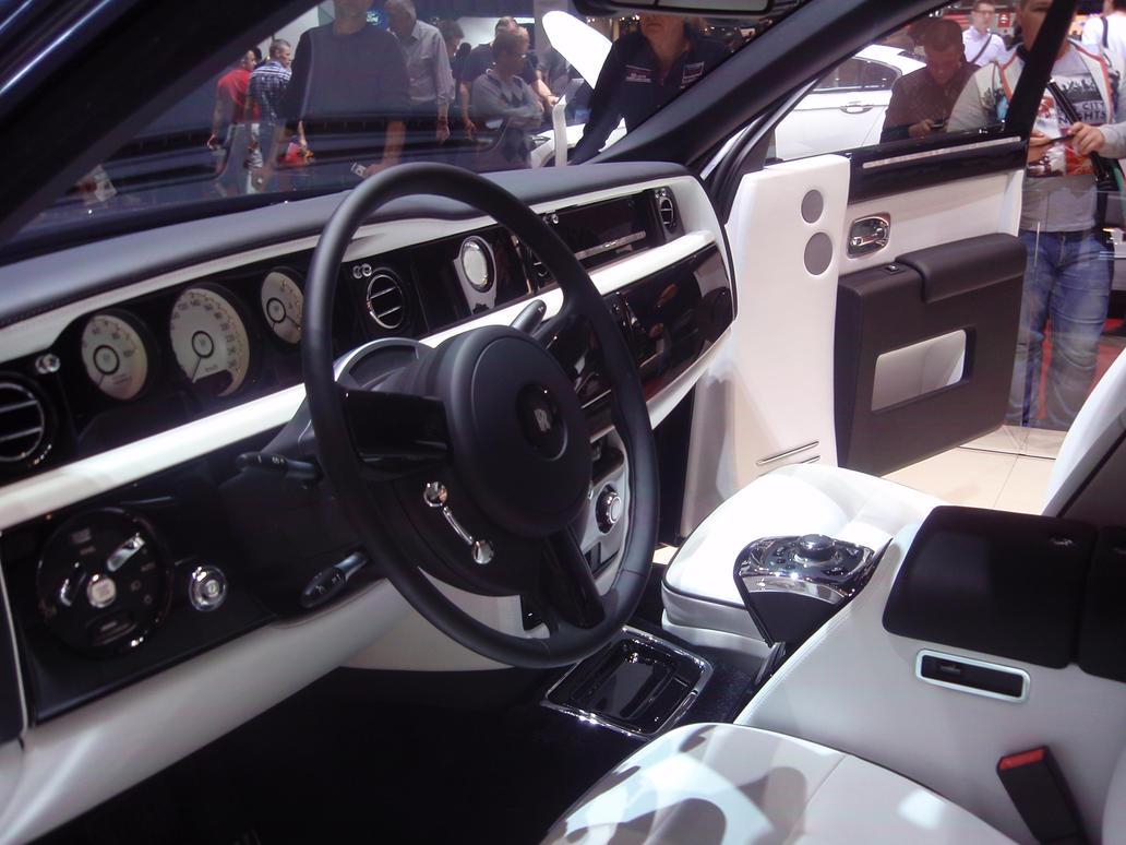 Rolls Royce Phantom Vii Series Ii Interior By Darthsparrow On Deviantart
