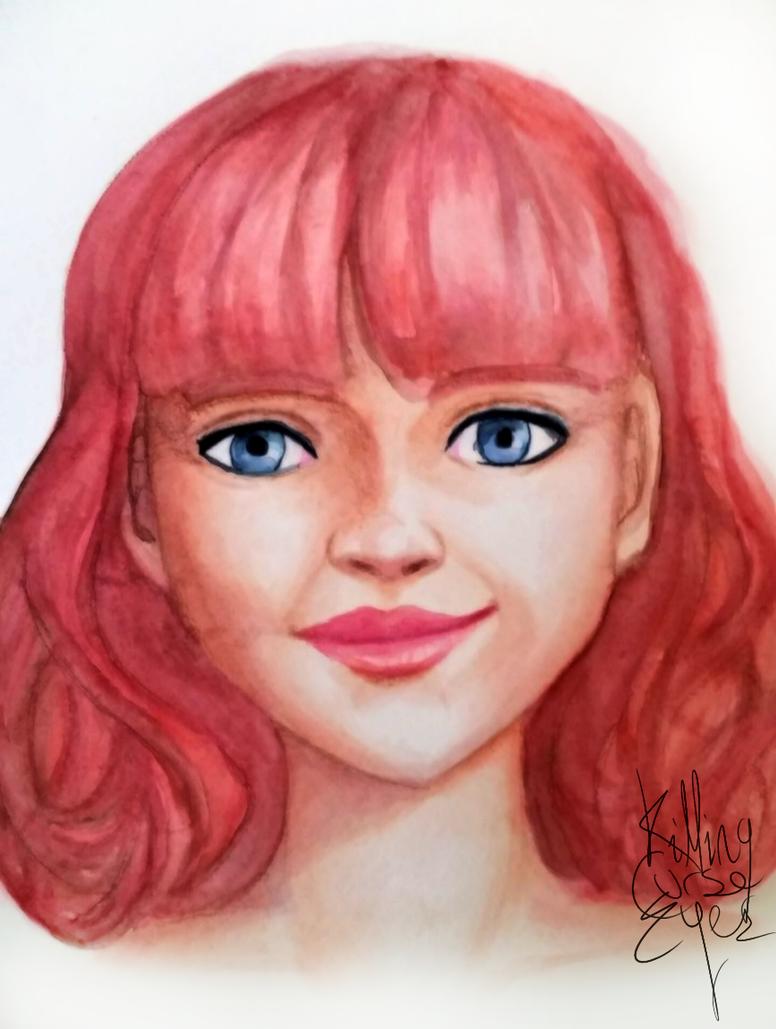 Watercolour Practice by KillingCurseEyes