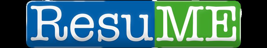 resume logo by mohamad