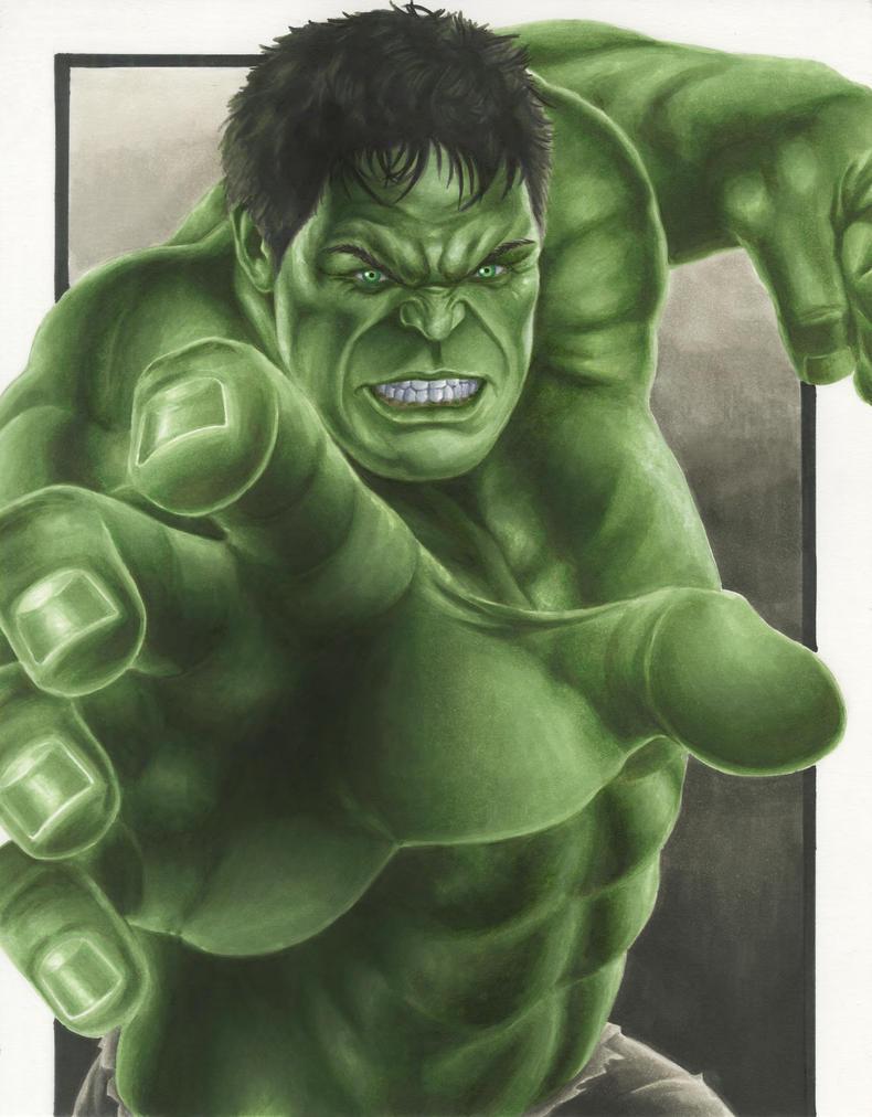 Hulk 2013 Avengers Avengers Hulk by Smlshin