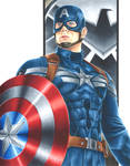 The Winter Soldier: Captain America