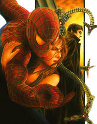 Spider-Man 2 by smlshin