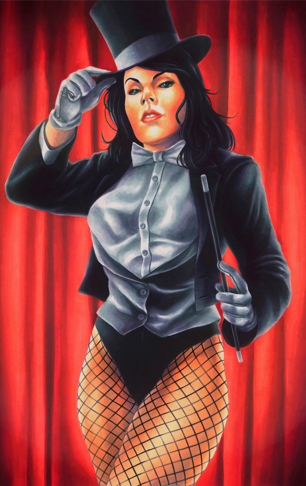zatanna dc wallpaper - photo #43