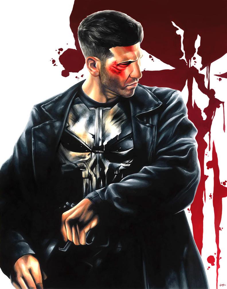Punisher by smlshin
