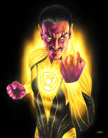 Sinestro by smlshin