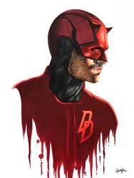 MCU Daredevil by smlshin