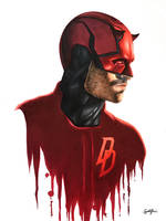 MCU Daredevil by smlshin