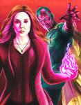 Infinity War: Wanda and Vision