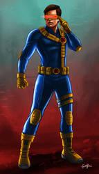 X-Men: Cyclops Concept Art