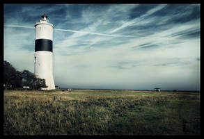 lighthouse by fluentwater