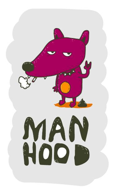 Manhood by diekave