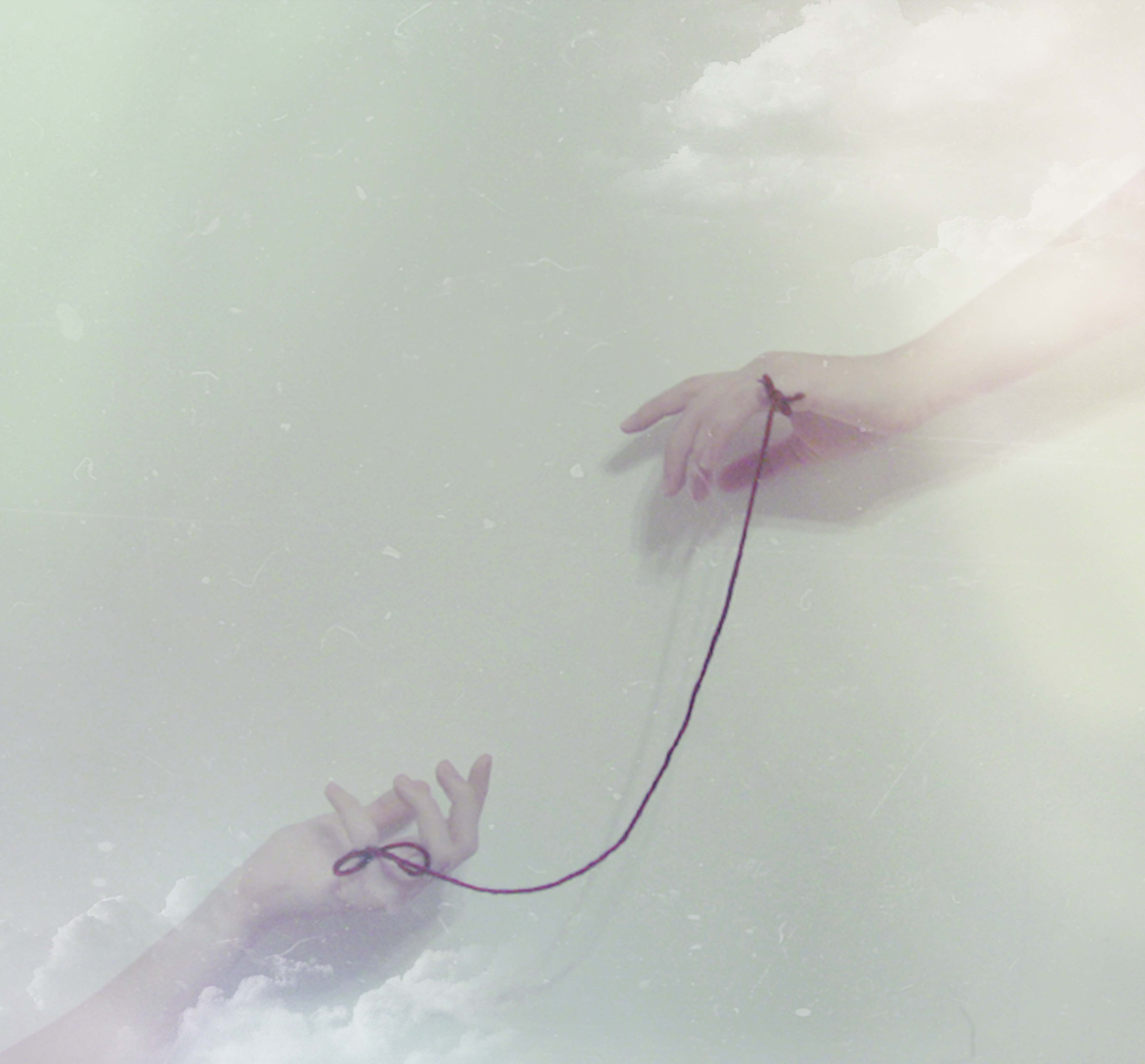 Red String of Fate by nile-can-too