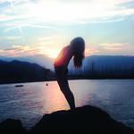Sea-through sunrise