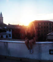 On the Rooftops by nile-can-too