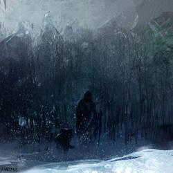 Alone by Pierrick